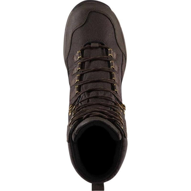 Danner Vital 8 Inch Hunting Boots Brown