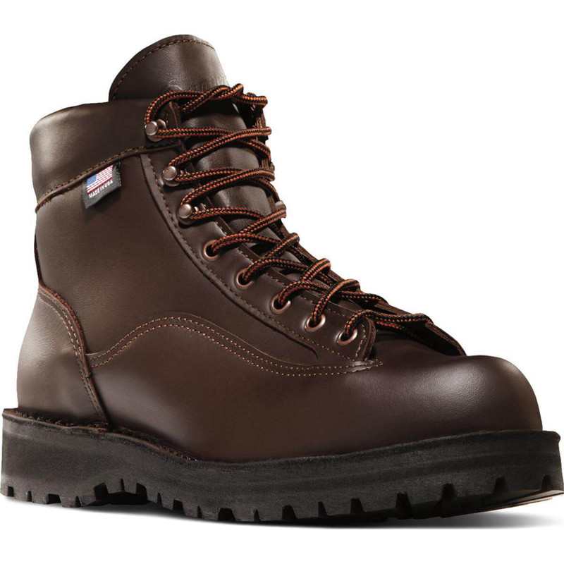 Danner 6 Inch Explorer Hiking Boot in Brown Color