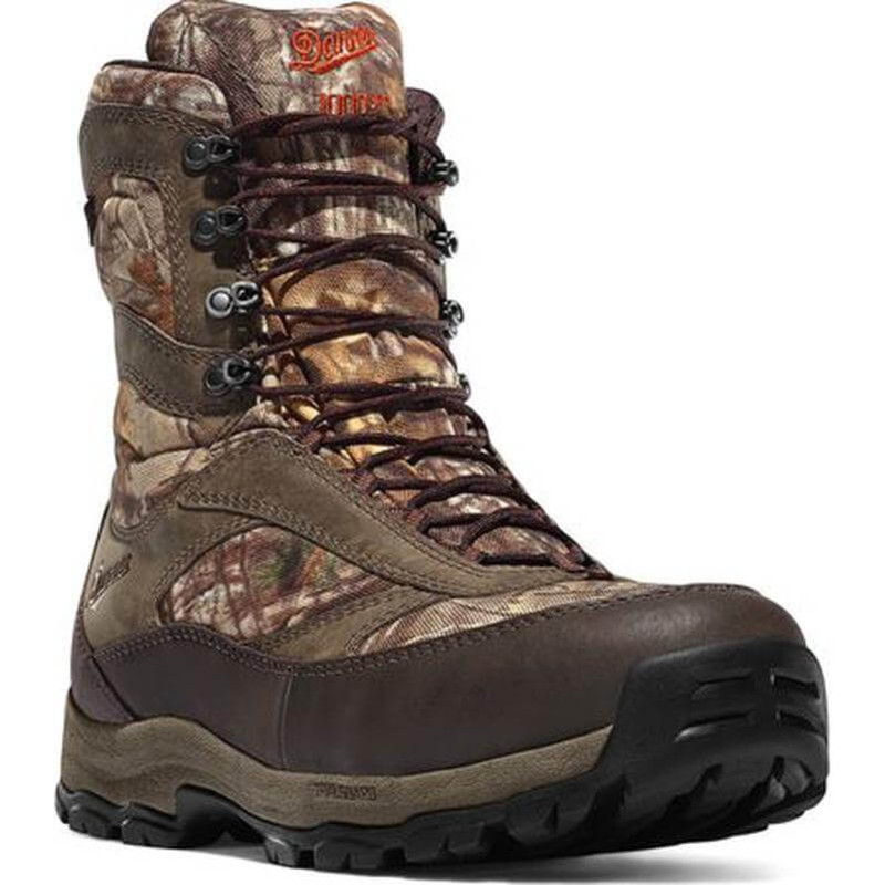 Danner High Ground 8 Inch 1000G Hunting Boots - Realtree Xtra