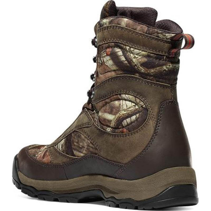 Danner Womens High Ground 8 Inch Hunting Boots - Mossy Oak Infinity