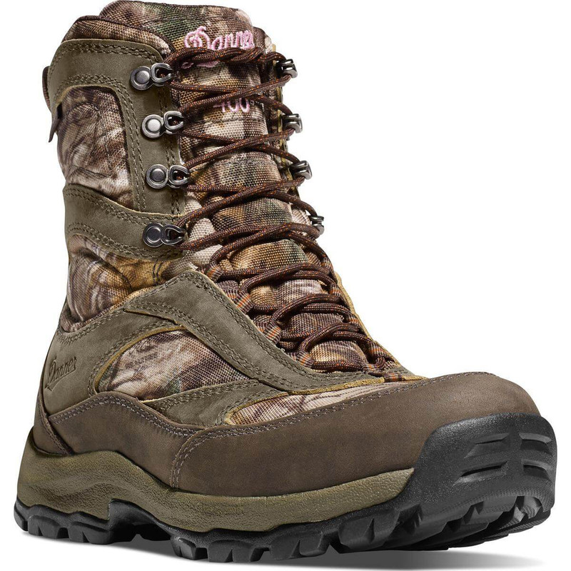 "Danner Women's High Ground 8"" Realtree XTRA 400G"