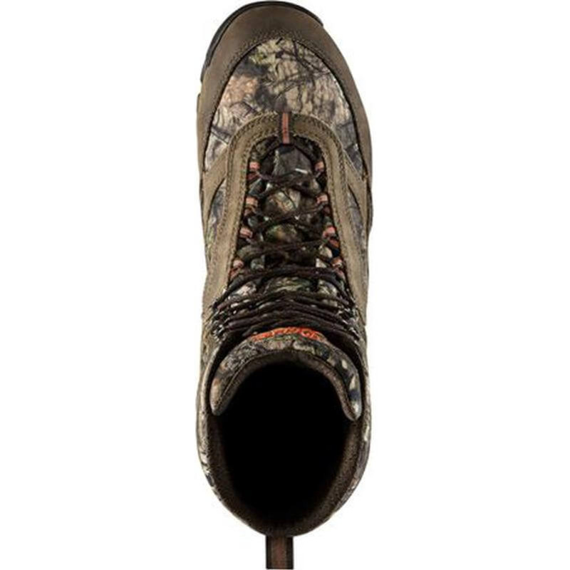Danner High Ground 8 Inch Hunting Boot - Mossy Oak Break Up Country 400G