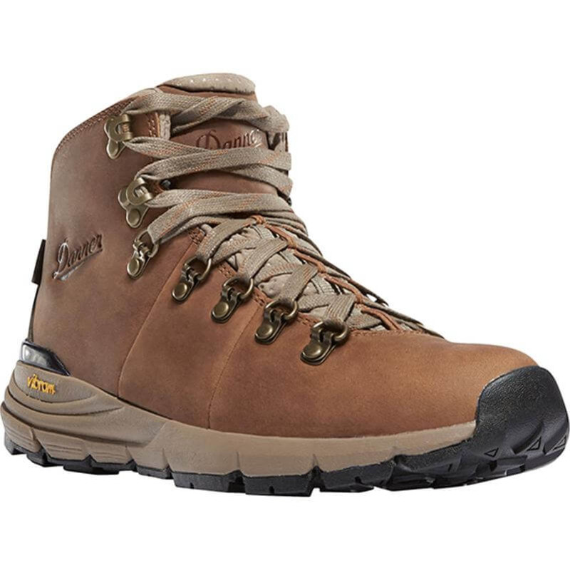 "Danner Womens Mountain 600 4.5"" Rich Brown"