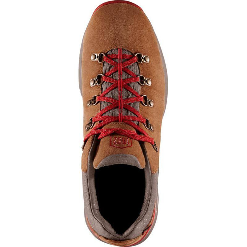 "Danner Men's Mountain 600 Low 3"" Brown/Red"