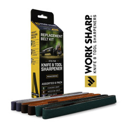Work Sharp WSKTS Assorted Belt Kit