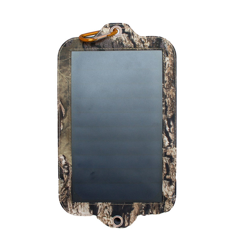 Covert Scouting Cameras Solar Panel with Built In Li Ion Battery