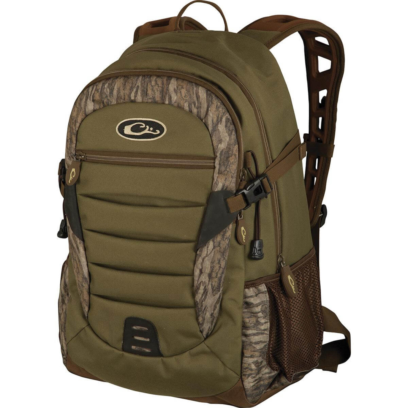 Drake Daypack in Mossy Oak Bottomland Color