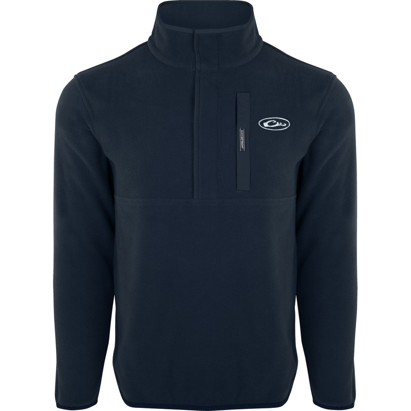 Drake Camp Fleece Pullover 2.0 in Navy Color