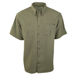 Drake DPF Flyweight Short Sleeve Shirt