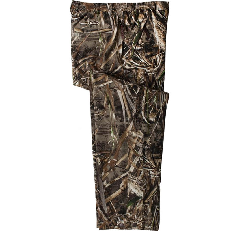 Drake Waterfowl EST Waterproof Hunting Over-Pants in Realtree Max 5 Color