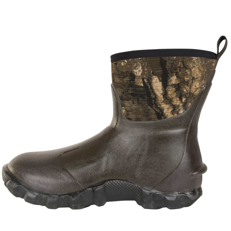 Drake Mid Top 2.0 Mudder Boots - 7 Inch in Realtree Timber Color