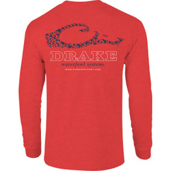 Drake Logo Long Sleeve T-Shirt