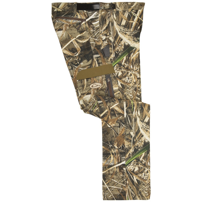 Drake MST Fleece Lined Tech Stretch Pant in Realtree Max 5 Color