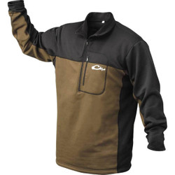 Drake LST Quarter Zip Base Layer Shirt