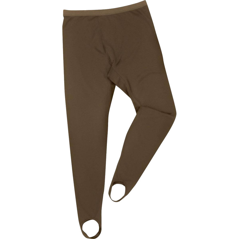 Drake LST Base Layer Pant in Brown Color