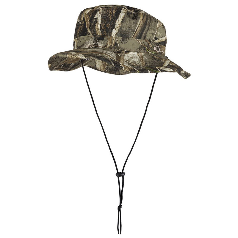 Drake Waterproof Boonie Hat in Realtree Max 5 Color