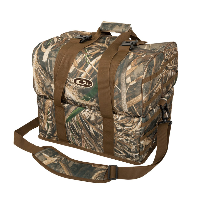 Drake Layout Blind Bag 2.0 in Realtree Max 5 Color