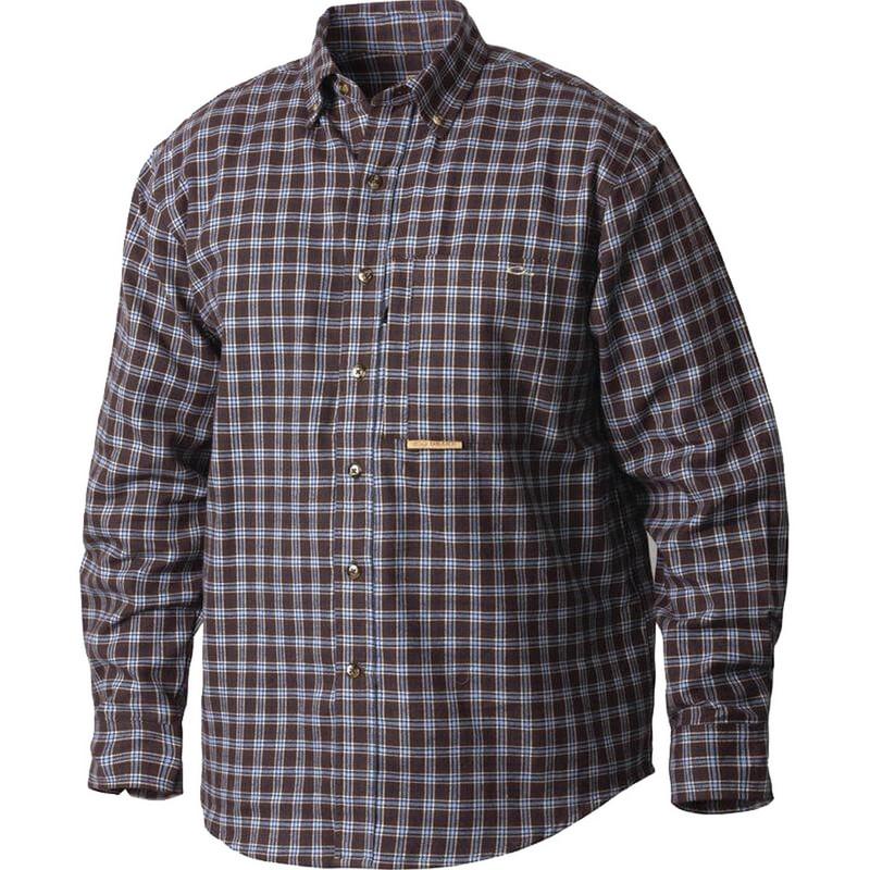 Drake autumn brushed twill shirt for Brushed cotton twill shirt