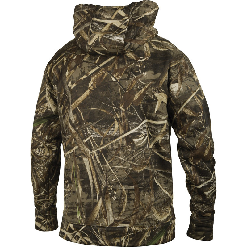 Drake Performance Hoodie in Realtree Max 5 Color