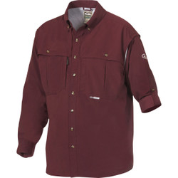 Drake Long Sleeve EST Vented Wingshooter's Hunting Shirt