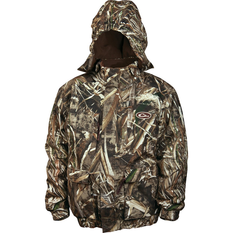 Drake Young Guns Youth 3-In-1 Jacket in Realtree Max 5 Color