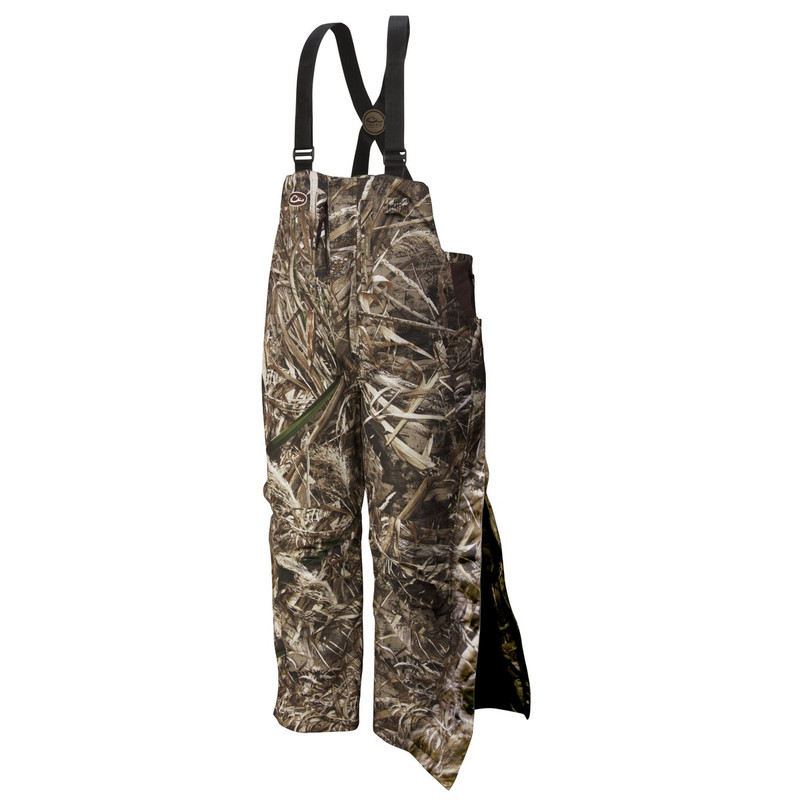 Drake Youth LST Insulated Hunting Bib in Realtree Max 5 Color