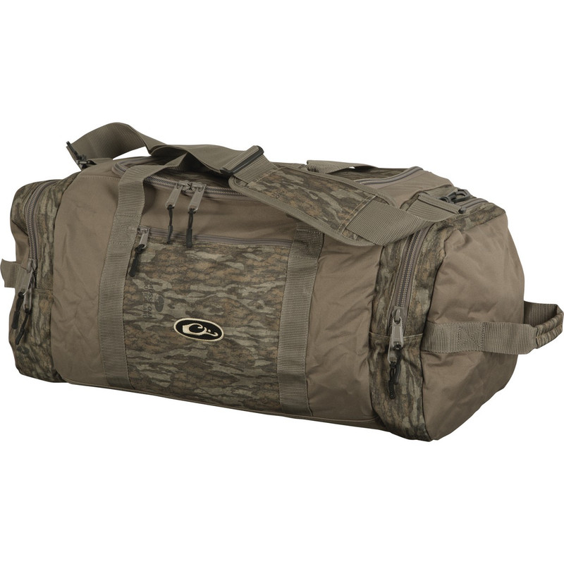 Drake Duffle Bag in Mossy Oak Bottomland Color