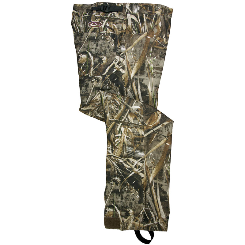 Drake Women's Bonded Fleece Pant in Realtree Max 5 Color