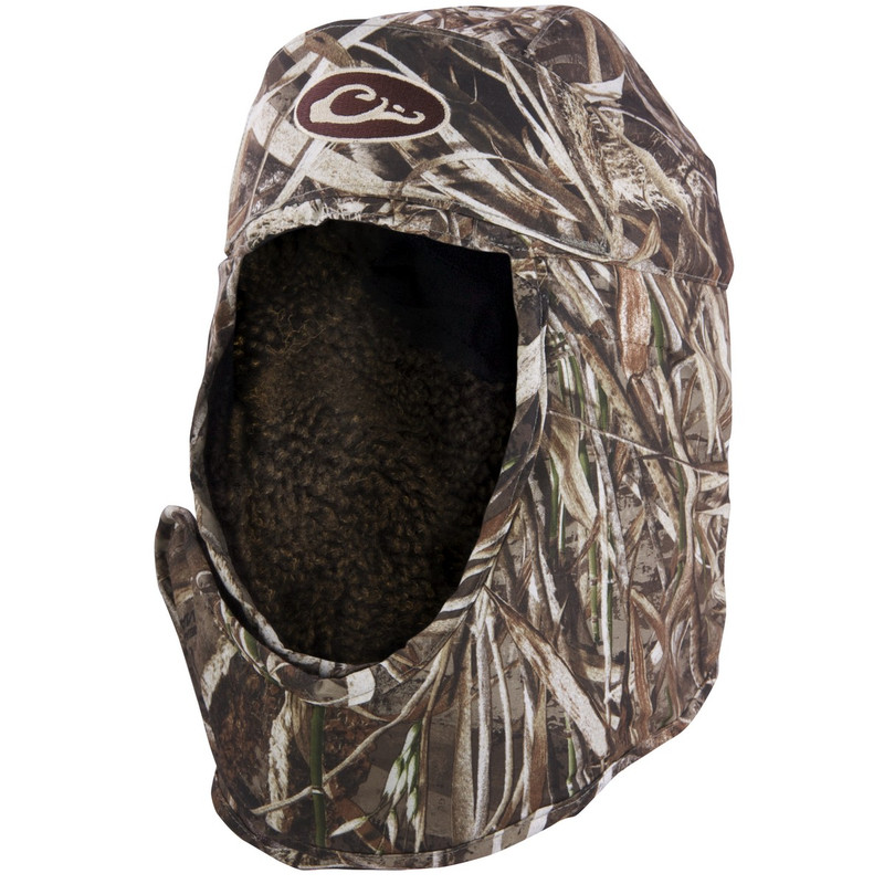 Drake Shelter Hat in Realtree Max 5 Color