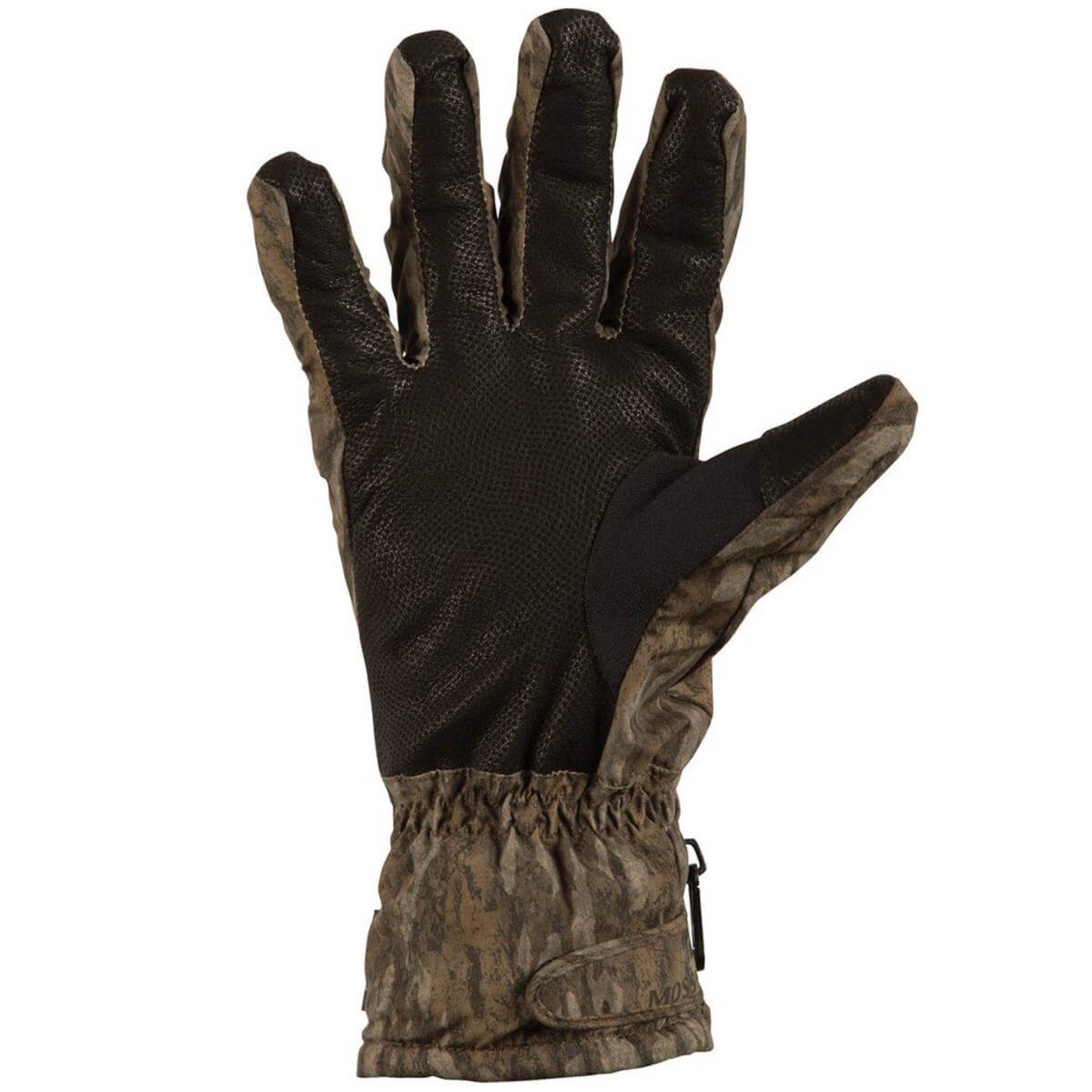Drake LST Refuge Gore-Tex Glove in Mossy Oak Bottomland Color