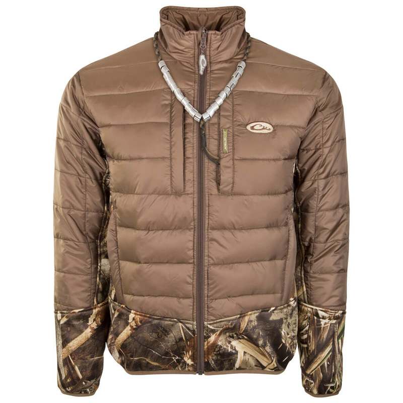 Drake Guardian Elite 3-in-1 Systems Hunting Jacket in Realtree Max 5 Color