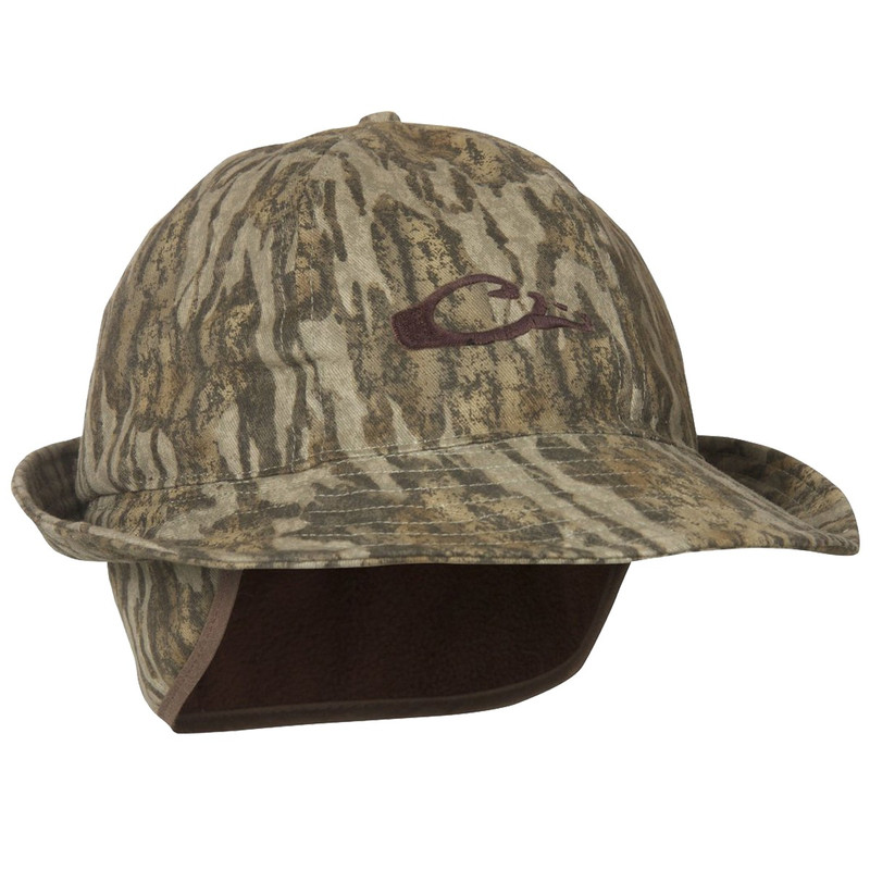 Drake Gore-Tex Jones Hat in Mossy Oak Bottomland Color