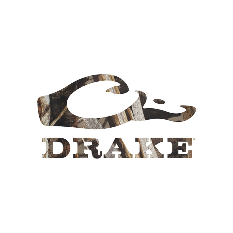 Drake Window Decal in Realtree Max 5