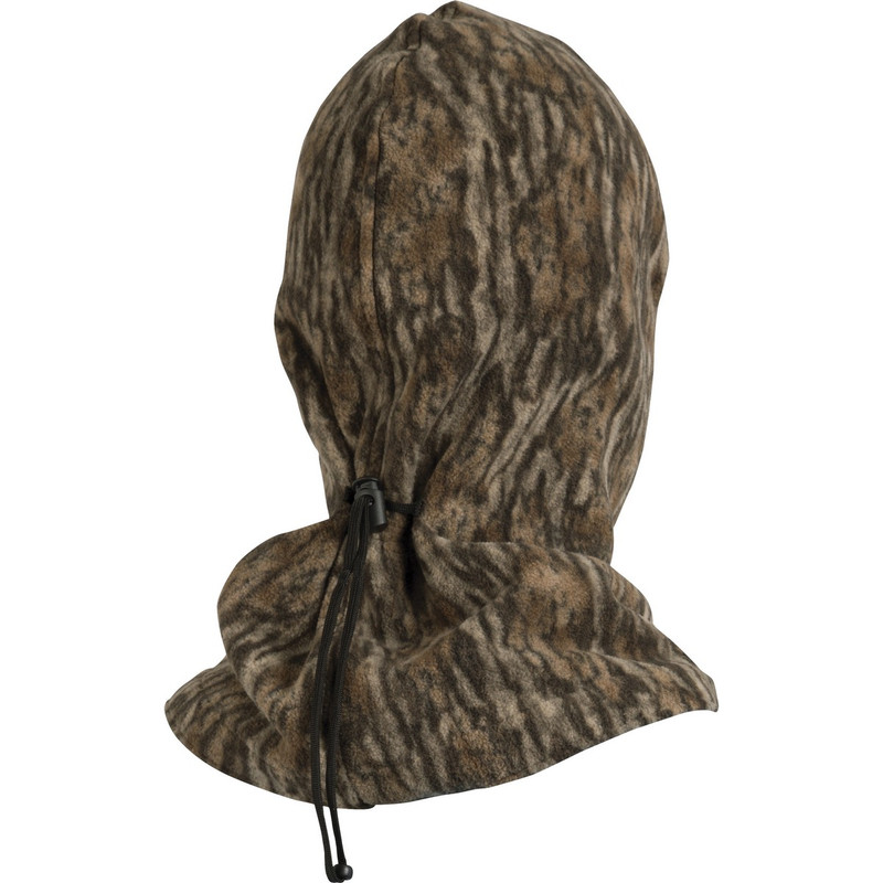 Drake Waterfowl EST Face Mask in Mossy Oak Bottomland Color