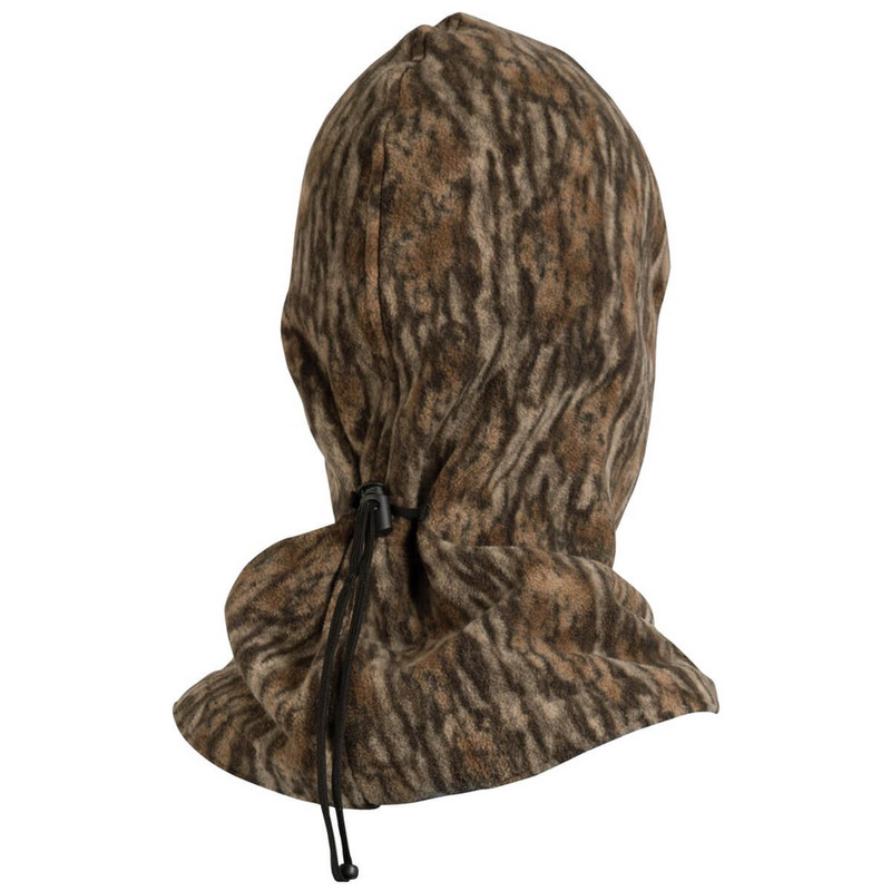 Drake Waterfowl MST Face Mask in Mossy Oak Bottomland Color