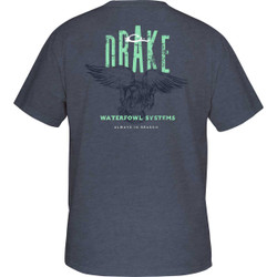 Drake Committed Mallard Short Sleeve T-Shirt