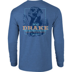 Drake Stoic Lab Long Sleeve T-Shirt