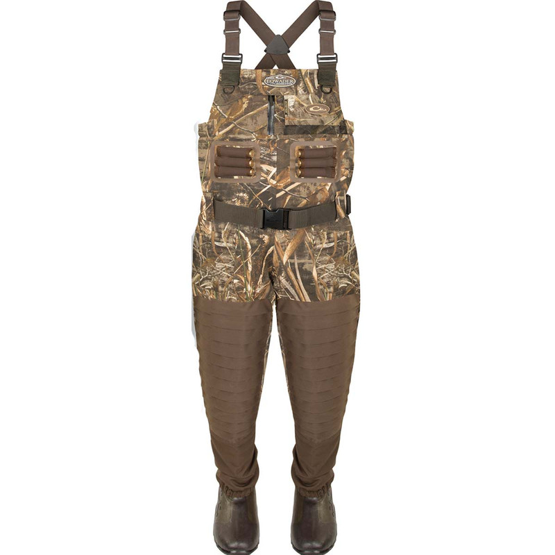 Drake Guardian Elite Uninsulated Breathable Chest Wader - Stout in Realtree Max 5 Color