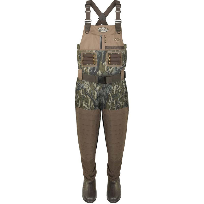 Drake Guardian Elite Insulated Breathable Chest Wader - King in Original Mossy Oak Treestand Color
