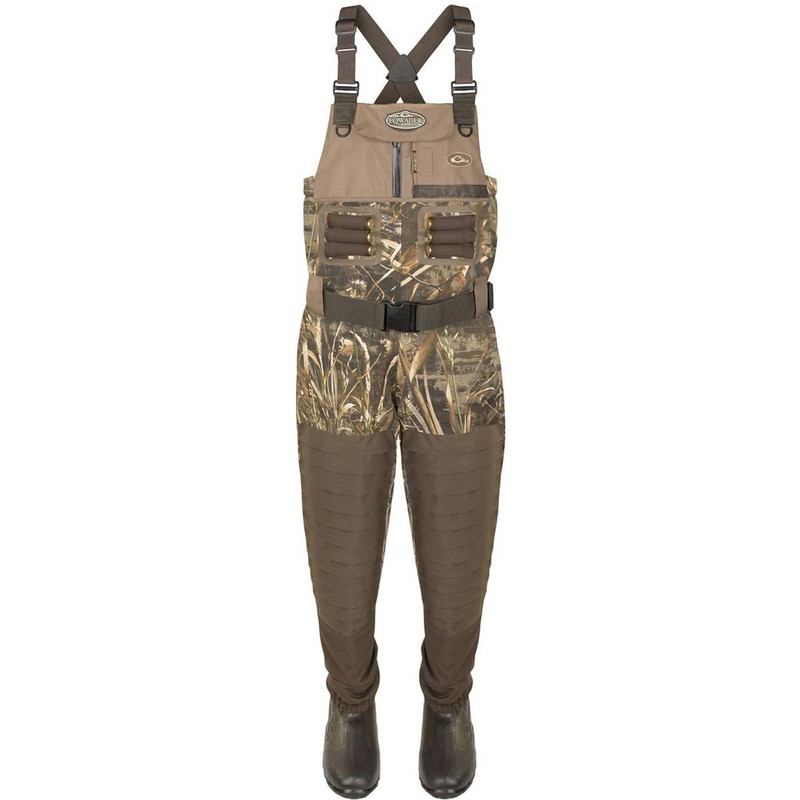 Drake Guardian Elite Insulated Breathable Chest Wader - King in Realtree Max 5 Color