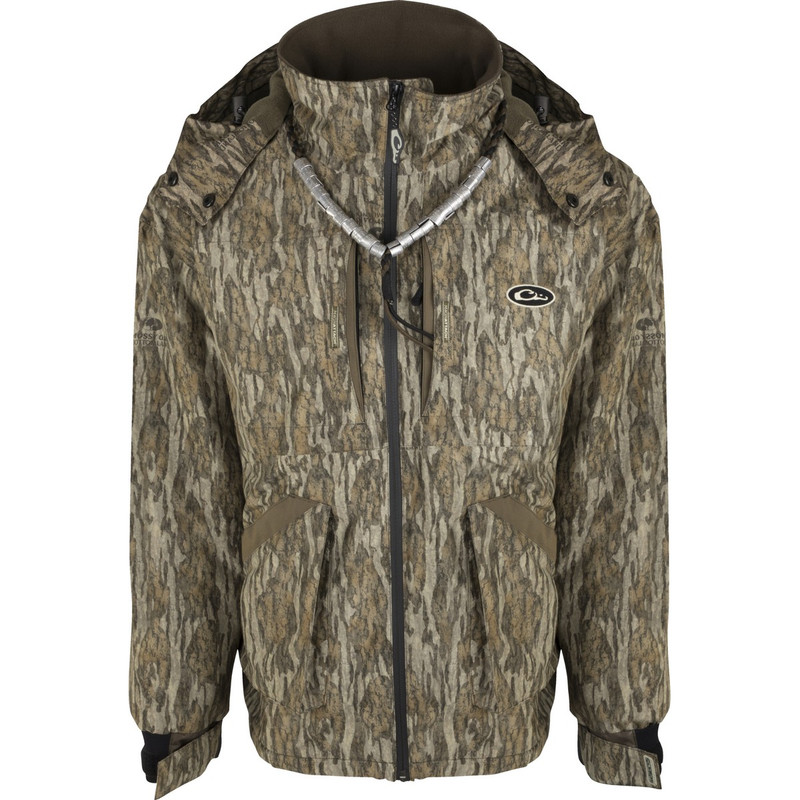 Drake Waterfowler's Wading Jacket 3.0 in Realtree Bottomland