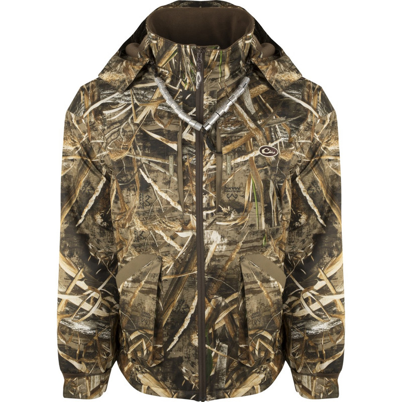 Drake Waterfowler's Wading Jacket 3.0 in Realtree Max 5 Color
