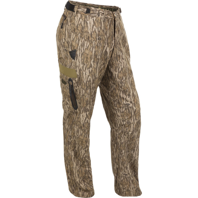 Drake EST Camo Tech Stretch Pant in Mossy Oak Bottomland Color