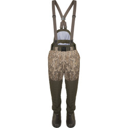 Drake Guardian Elite 6 Layer 4-In-1 Waist High Wader With Tear Away Insulated Liner
