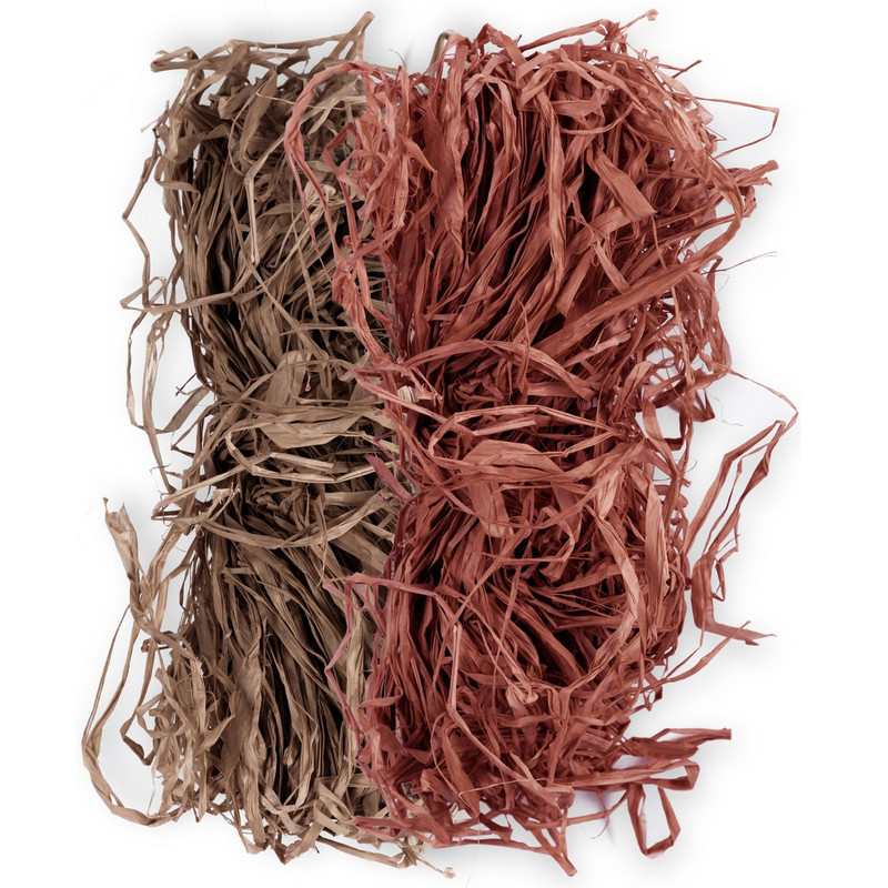 Drake Ghillie Grass 2 lbs in Willow Cypress Color