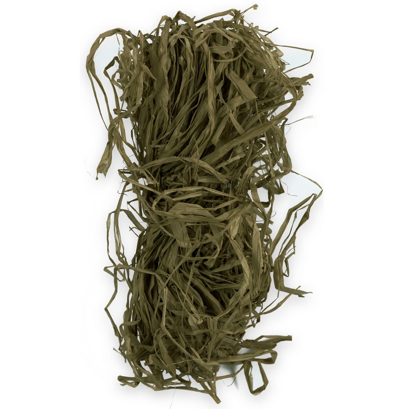 Drake Ghillie Grass 2 lbs in Winter Wheat Color