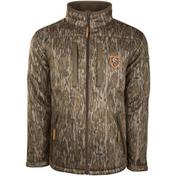 Drake Scent Control Non-Typical Full Zip Jacket With Agion Active XL