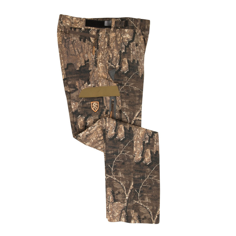 Drake Non-Typical Camo Tech Stretch Pant in Realtree Timber Color