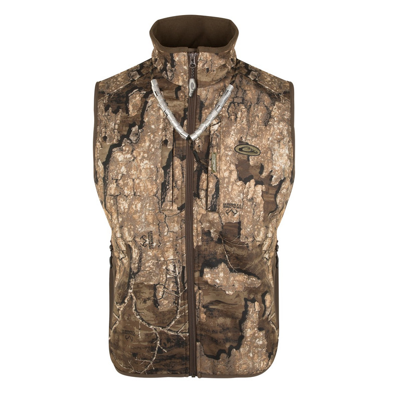Drake Non-Typical Tech Vest With Agion in Realtree Timber Color