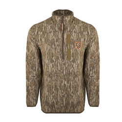 Drake Non-Typical Camo Tech Quarter Zip